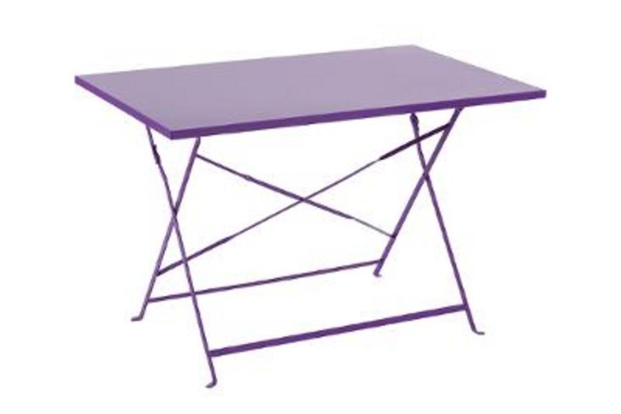 TABLE CAMARGUE RECTANGLE