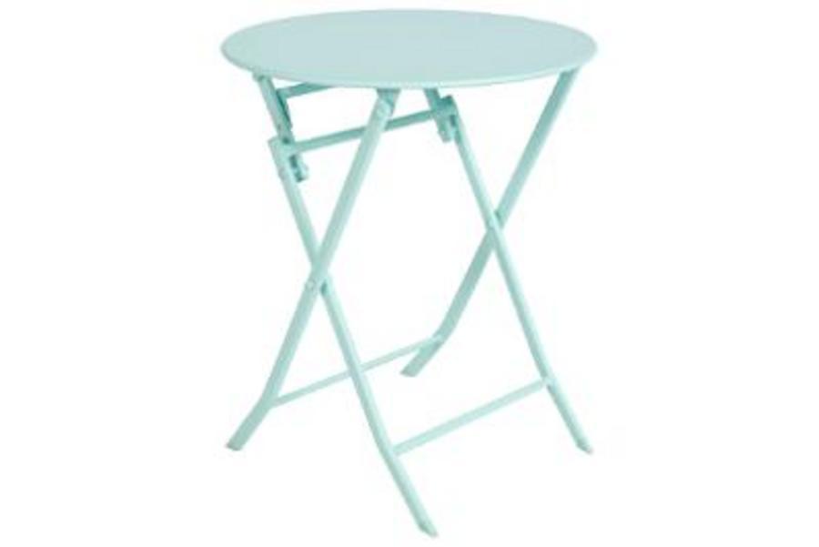 TABLE GREENSBORO RONDE MINT