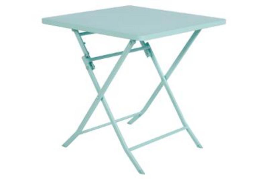TABLE GREENSBORO CARRE MINT