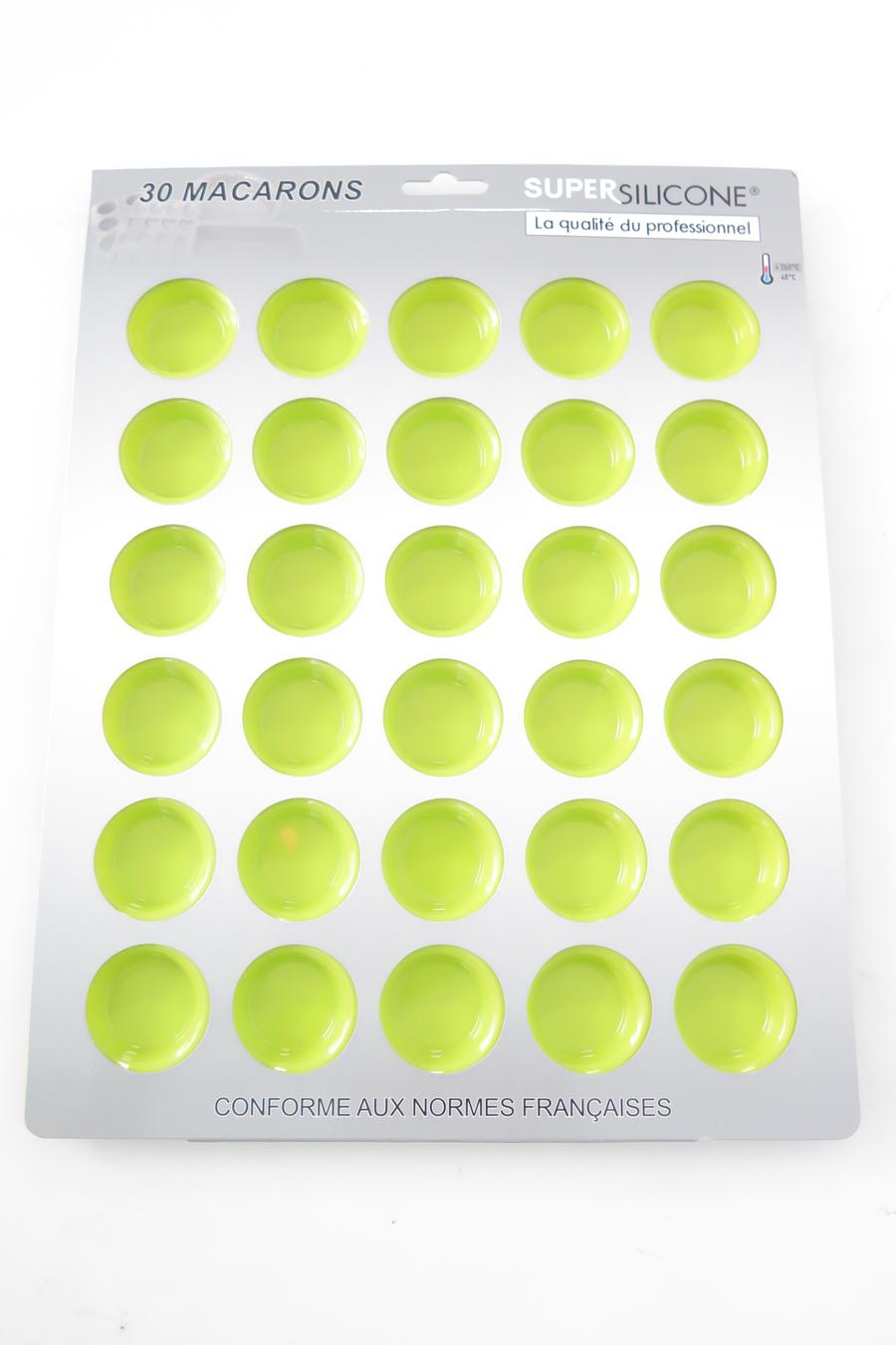 MOULE SILICONE 30 MACARONS