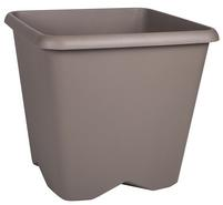 POT CHORUS CARRE TAUPE 35.6L