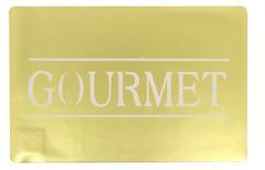SET DE TABLE PVC GOURMET GOLD