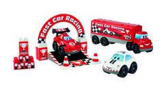 TRUCK FAST CAR F1 ABRICK
