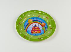 ASSIETTE 18CM HAPPY PARTY