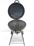 BARBECUE GRILL ROND AVEC