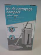 KIT DE NETTOYAGE COMPACT SEAU