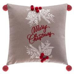 COUSSIN MERRY CHRISTMAY 40CM