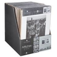 AFFICHE X2 CITY 30X40