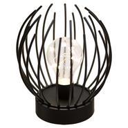 LAMPE MICRO METAL FIL NOIR