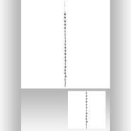 GDN BOIS ETOILE PERLES 150CM
