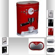 BOITE CAFE 3D 13.5X7.5X19.2CM