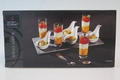 SET APERO ARDOISE 13PIECES