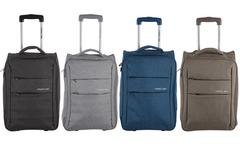 VALISE PLIABLE 2ROUES LOW