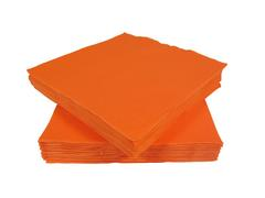SERVIETTE PAPIER ORANGE X30
