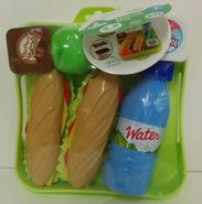 SANDWICH TRAY 7 PIECES