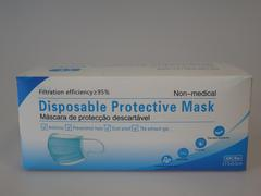 MASQUE PROTECTION 50 PIECES