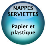 Nappe serv papier